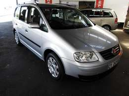 2006 Vw Touran 1.9 TDi 7 Seater