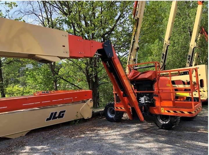 JLG 660 Sj - 2016
