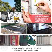 SJM Contracting & Electrical