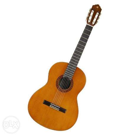 Yamaha CS40 Classical Guitar for Learners, 3/4 Size