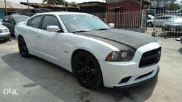 Foreign Used 2014 Dodge Charger R/T Edition With 5.7L Hemi Engine.
