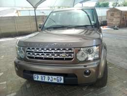 Land Rover Discovery 4 3.0TD/SD V6 HSE