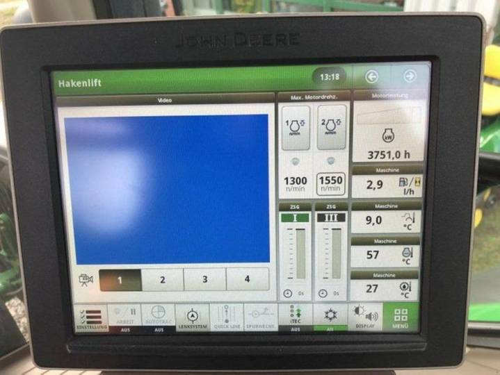 John Deere 6175r autopowr 50km/h - 2015 - image 12