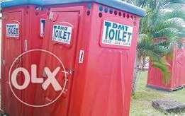 Executive Mobile Toilet FOR SALE