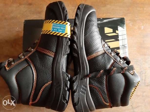 CLIVER Safety Shoes (new)
