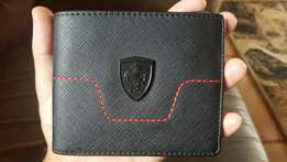 New Puma (Ferrari Edition) Wallet