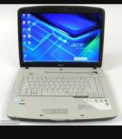 "UK used 15.4"" Acer Aspire BLUERAY laptop"