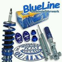 Jom BlueLine Coilovers for Golf1