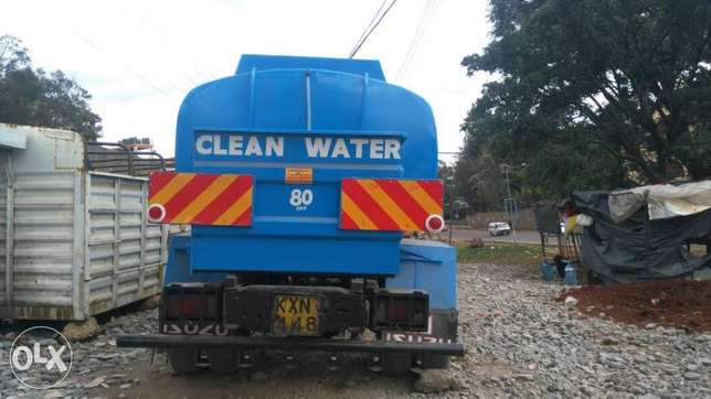 Clean water truck for sale. Greenspan - image 2