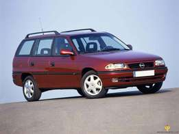 Opel Astra estate wanted