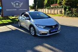 2013 Honda civic 1.8 executive in very good condition
