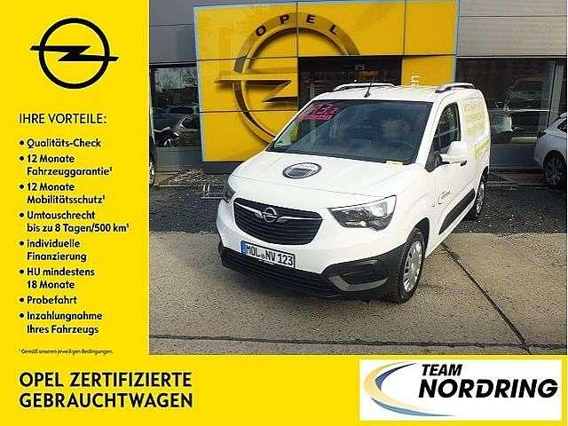 Opel Combo Cargo L1h1 Edition 1.5 D S/s Euro 6d-temp - 2019