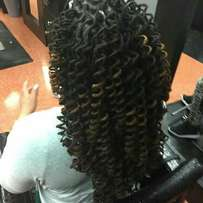 Weaved dreads perfect you can dye style they rich and strong made in S