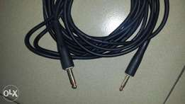 Proel DHX150 Profesional Instrument Cable for High Class Studios Gears