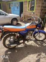 Motorcycle for sale,80k