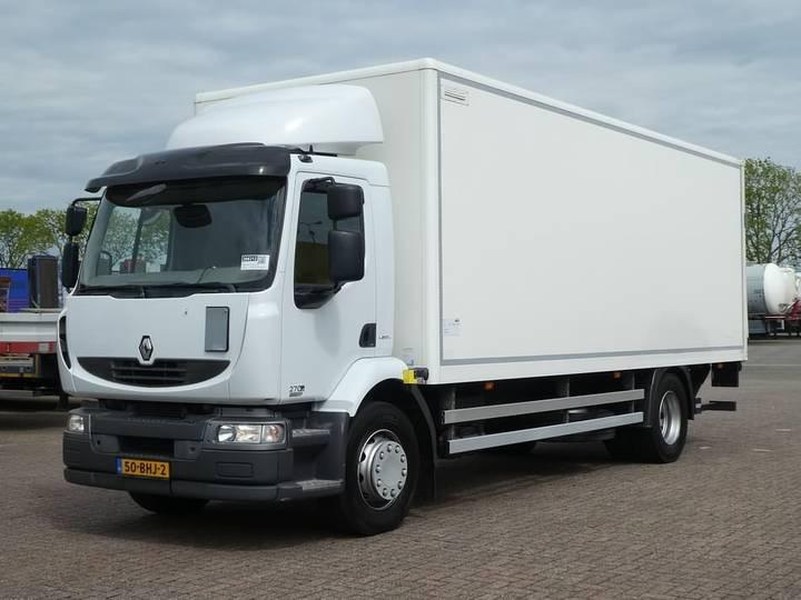 Renault MIDLUM 270.18 euro 5 airco lift - 2013