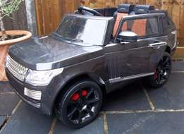 Range Rover Electric Car Toy