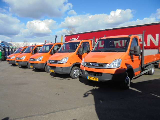 Iveco Daily 40C12 EURO 4 LD - 2011