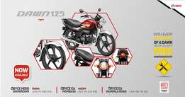 Hero Dawn 100cc