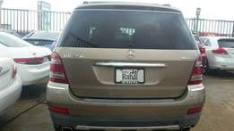 executive jeep Mercedes Benz GL450 full option Lagos clear