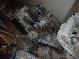 Toyota Corolla/ Tazz Gearboxes