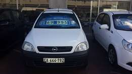 2005 Opel corsa Utility 1.4 with canopy