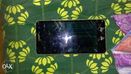 Buy tecno w4 with crack screen