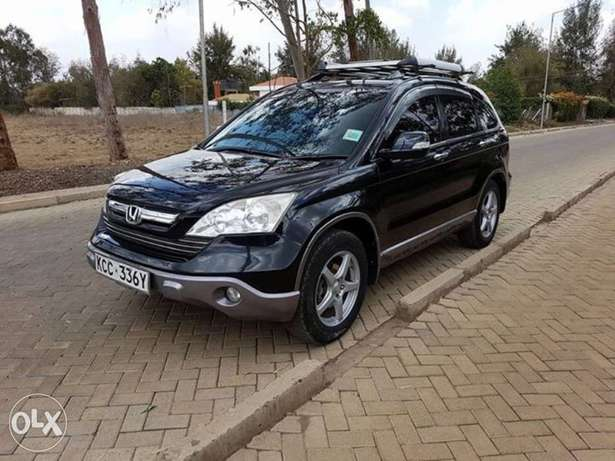 honda crv (trade in accepted ) Nairobi West - image 1