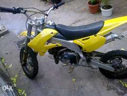 Off road pitbike cc125