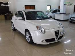 2012 Alfa Romeo Mito now available at Eco Auto Mbombela