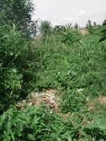 Dry and Fenced Plot of Land at Ajao Estate Isolo