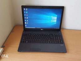 Acer Aspire laptop intel 2gb ram dvd webcam