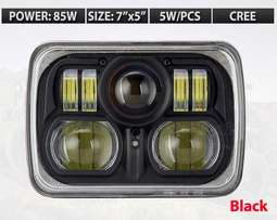 Toyota Surf/Hilux Rectangular LED HEADLIGHTS 27999