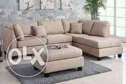 Sofa cleaning services available.