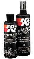 Air Filter Cleaner Oil Recharger Service Kit K And N Power Kleen - 99-