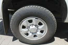 For Sale Firestone Tires 205 R15 With MagWheels four of them Only