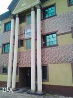 Hotel of 28rooms with Bar and restaurant at Sango For Sale