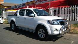 2013 Toyota Hilux 2.7 Vvti Raider R/b Double Cab For Sale