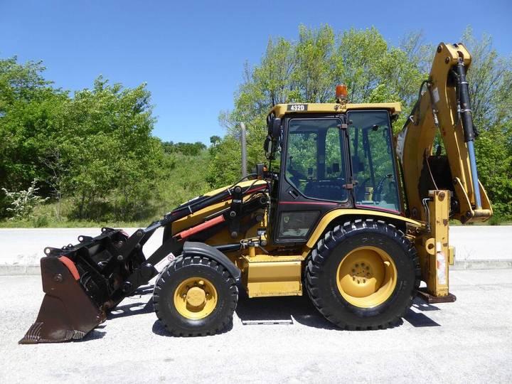 Caterpillar 432 D - 2005