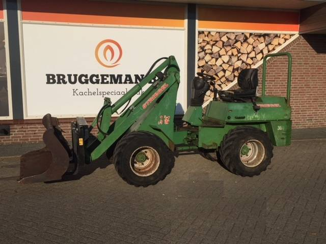 Striegel 300 Minishovel - 2007