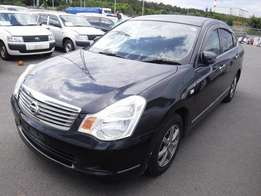Nissan / BLUEBIRD SYLPHY CHASSIS # G11-0307 year 2010