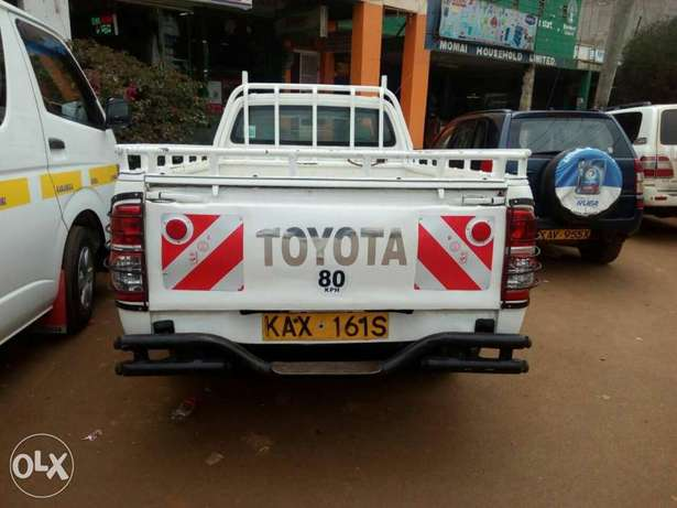 Toyota hilux pickup d4d Elgonview - image 1