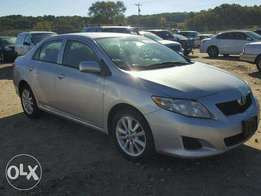 2009 Toyota corolla For sell