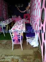 Kids birthday party decor in Ermelo and surroundings