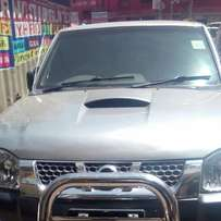 Nissan Navara double cabin for sale, KBR