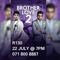 Brother love 2 tickets for sale
