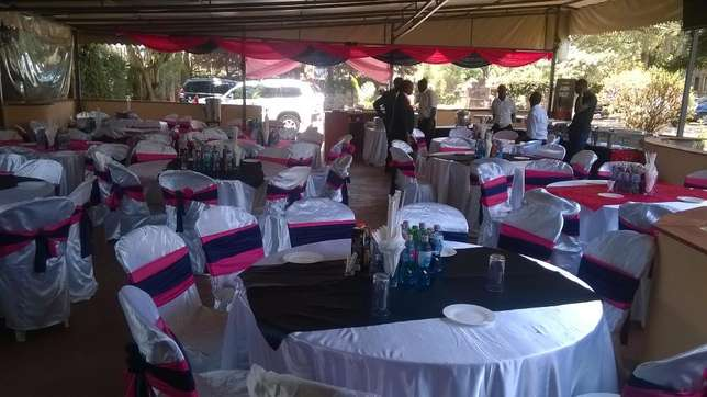 Tents,dressed chairs and tables and decor for hire Westlands - image 7