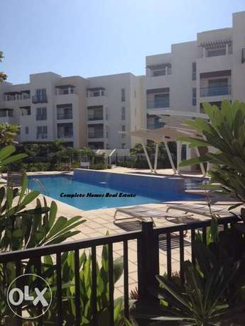 Ground floor 2+1 BHK apartment for sale in Luban building in AlMouj