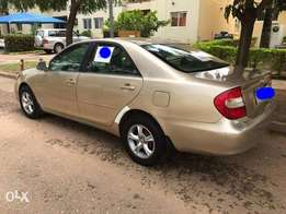 "Give Away 2003 Toyota Camry ""Big Daddy"""