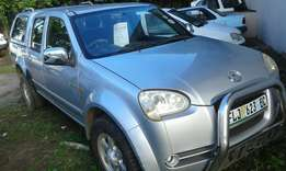 GWM 2. 4 double cab for sale